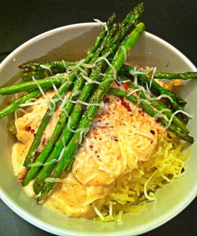 Spaghetti squash, Asparagus and Squashes on Pinterest
