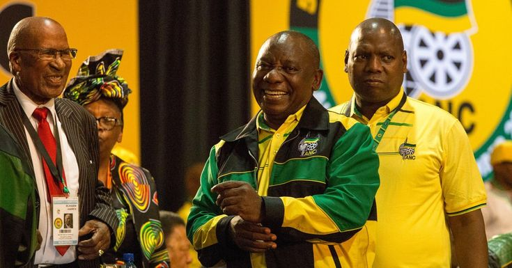 The wealthy businessman and former Mandela protégé is now in position to succeed Jacob Zuma as president of the country.