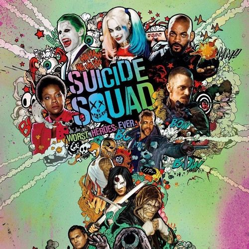 Episode 8 : Our Review of Suicide Squad: The Movie by Pop Queer-ies | Free Listening on SoundCloud