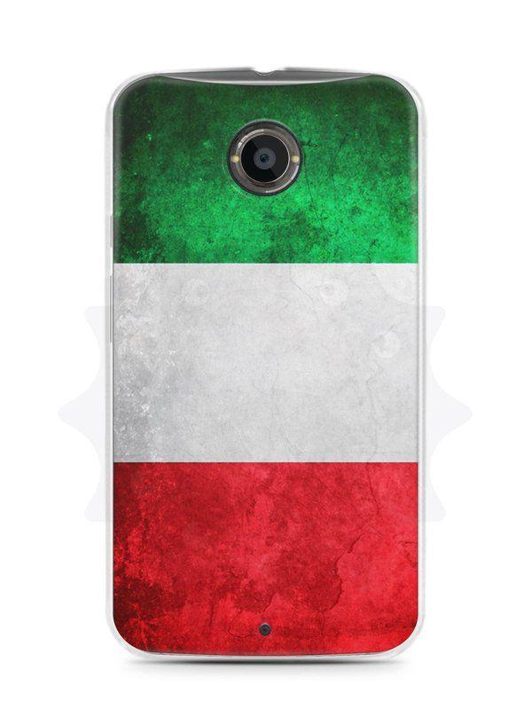 Capa Capinha Moto X2 Bandeira da Itália - SmartCases - Acessórios para celulares e tablets :)