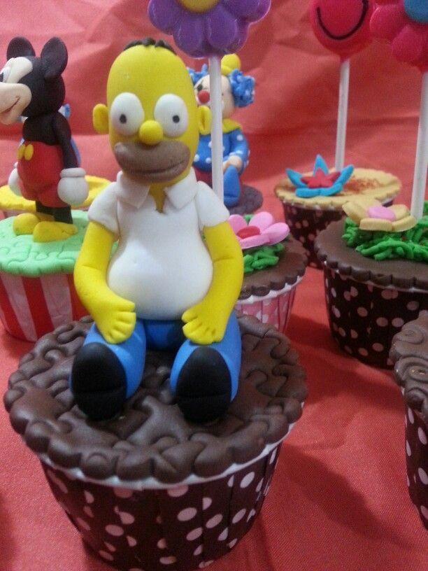 Edible cupcakes topper...