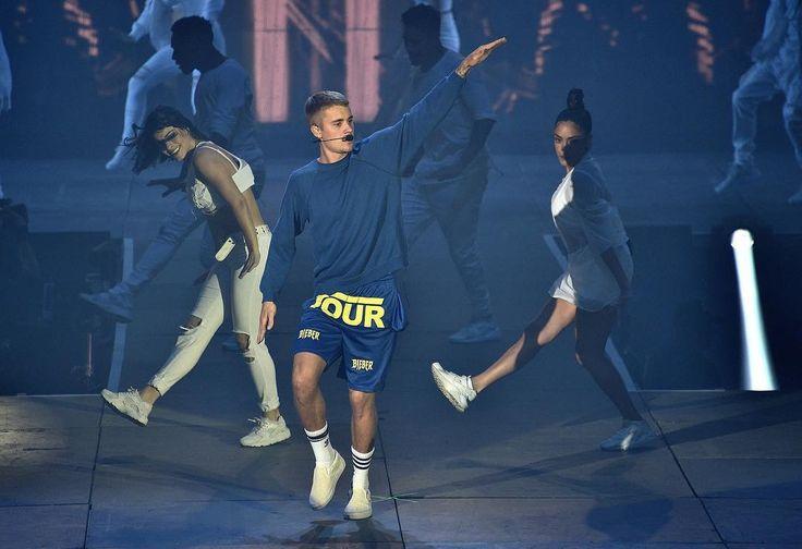 L'énorme concert de Justin Bieber chez nous c'était samedi soir au stade Pierre Mauroy. Photo Patrick James #lavoixdunord #northsummerfestival #justinbieber #nord #nordpasdecalais #hautsdefrance #villeneuvedascq