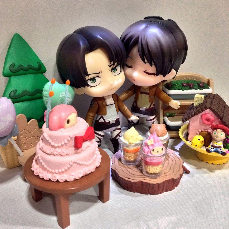 Happy birthday to Levi-san.
