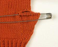 Knitting Tip - Gloves