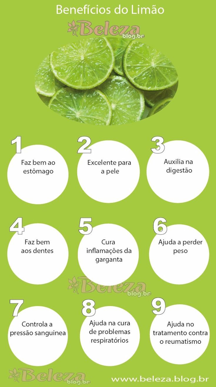 Beneficios do Limao