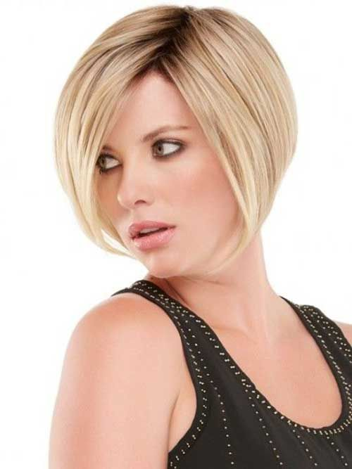 chicas lindas con cortes de pelo corto