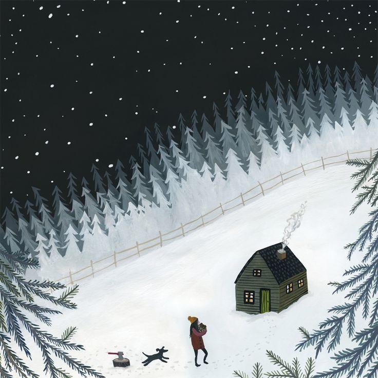 Saara Soderlund - coldest night