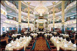 Adventure of the Seas - Main Dining Room