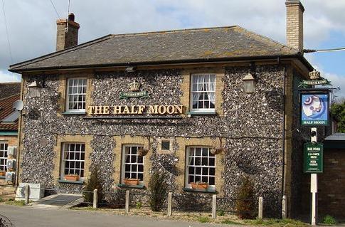 half moon pub in lakenheath - Google Search