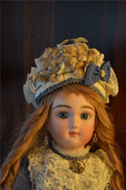 Срочно французская красавица Bébé за 12500! / Антикварные куклы, реплики / Шопик. Продать купить куклу / Бэйбики. Куклы фото. Одежда для кукол