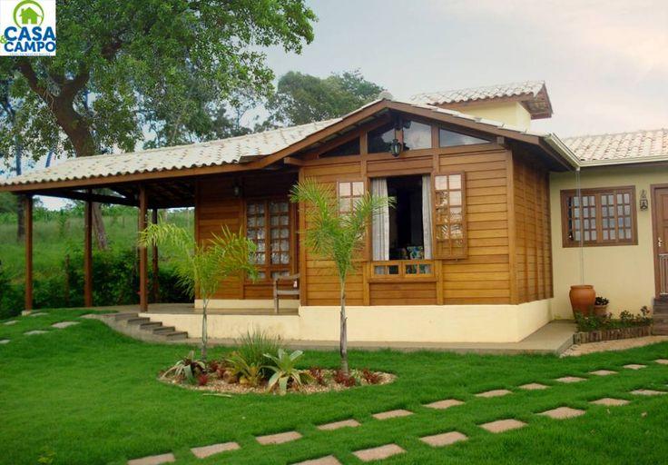 ... Casa pre fabricada madeira, Casas pru00e9 fabricadas e Casas de madeira