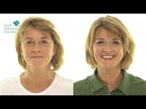 MakeUp for Older Women: Define Your Eyes and Lips Over 50 by Look Fabulous Forever - YouTube