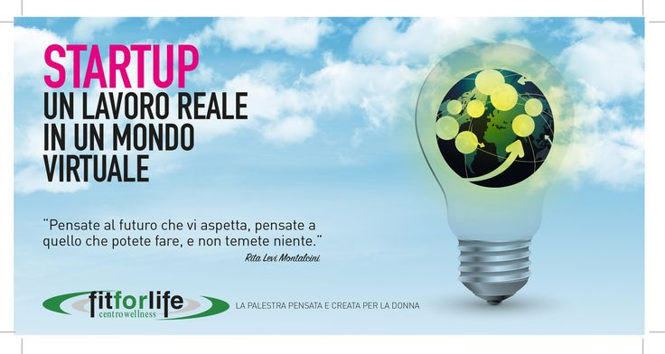 """Start up: un lavoro reale in un mondo virtuale"""" mercoledì 25 febbraio 2015 ore 20.15 presso la palestra Fit for Life in via M. Piovesana 146/D a Conegliano. Seguici su FB www.facebook.com/... e prenota il biglietto su www.eventbrite.it..."""