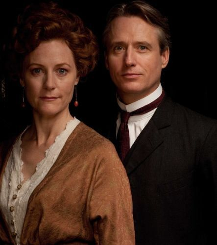 Titanic - Geraldine Somerville & Linus Roache