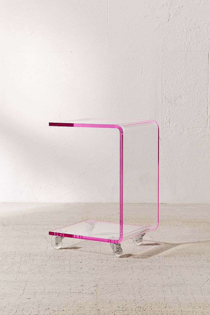 Shop Rolling Acrylic Side Table at Urban Outfitters today. We carry all the latest styles, colors and brands for you to choose from right here.
