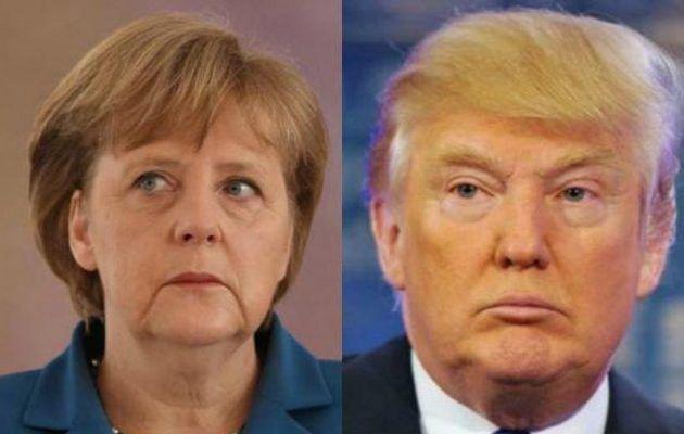 Τύπος & Λόγος: Οι Γερμανοί ετοιμάζονται για πόλεμο με τις ΗΠΑ και...