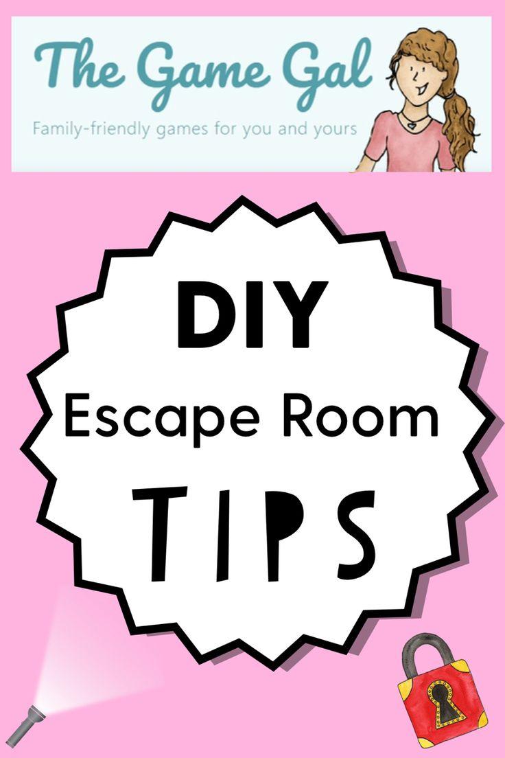 Diy escape room tips in 2020 escape room escape room
