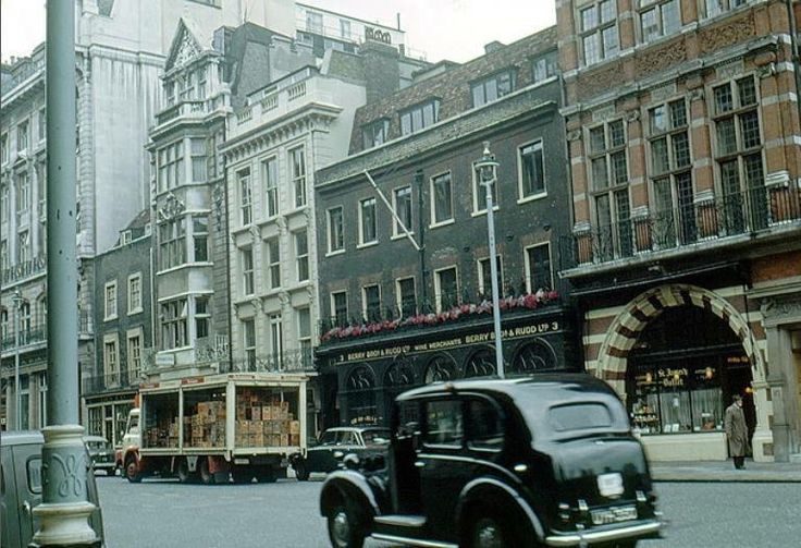 Old London (@GreatestCapital) on Twitter