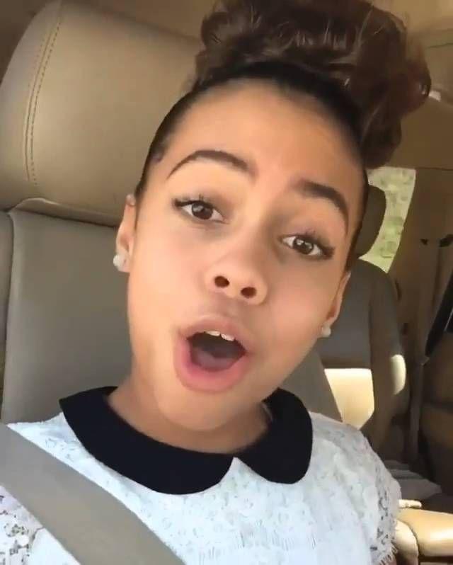 Asia Monet Ray singing 2016