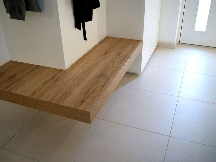 Vorzimmer von krumhuber.design material weiss matt eiche sanremo http://krumhuber-design.at/design/vorzimmer