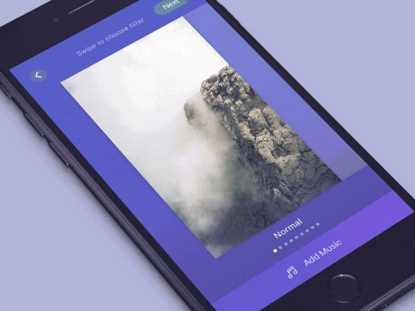 Mobile Interactions of the week #1 — Muzli -Design Inspiration — Medium