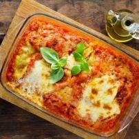 Van het Smulweblid Alidada maak ik vaak haar gerecht 'Mozzarella Beef Florentine'. Een overheelijke ovenschotel met spinazie, mozzarella en gehakt. Omdat we...