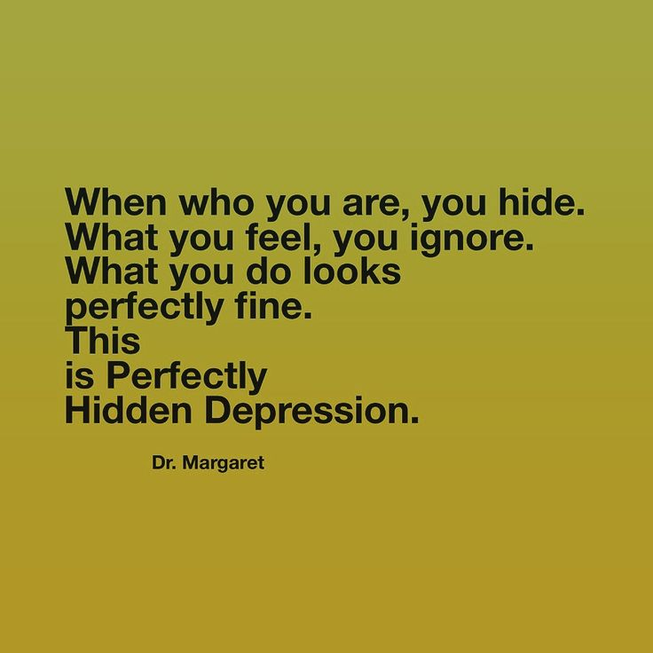 Hidden Suicidal Quotes: 17 Best Images About Perfectly Hidden Depression On