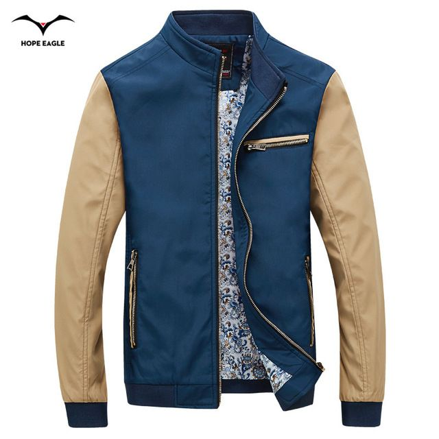 Check it on our site Men's Jacket 2017 Hot Sale autumn Jacket Mens Wadded Coat Outerwear Cotton-padded Fashion Popular Clothes Quilted Jacket Male just only $23.19 with free shipping worldwide  #jacketscoatsformen Plese click on picture to see our special price for you