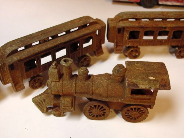 Nycrr Cast Iron Train: 1000+ Images About CAST IRON TOYS On Pinterest