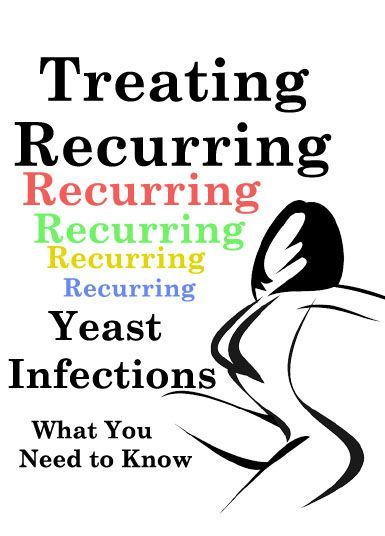 Treating Recurring Yeast Infections – What You Need to Know.#yeastinfectionfreedom #recurringvaginalyeastinfection #womesissues