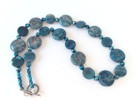 Hey, I found this really awesome Etsy listing at https://www.etsy.com/se-en/listing/519178576/turquoise-and-grey-ocean-jasper-with