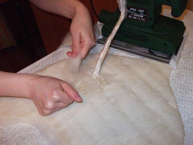 Как привалять кудри без ущерба для их кудрявости :D - Ярмарка Мастеров - ручная работа, handmade