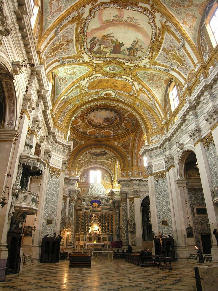 Chiesa dei gesuiti venice italy chiese dei gesuiti for Baroque italien