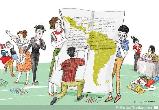 Martina Trachtenberg | Ilustradores Argentinos