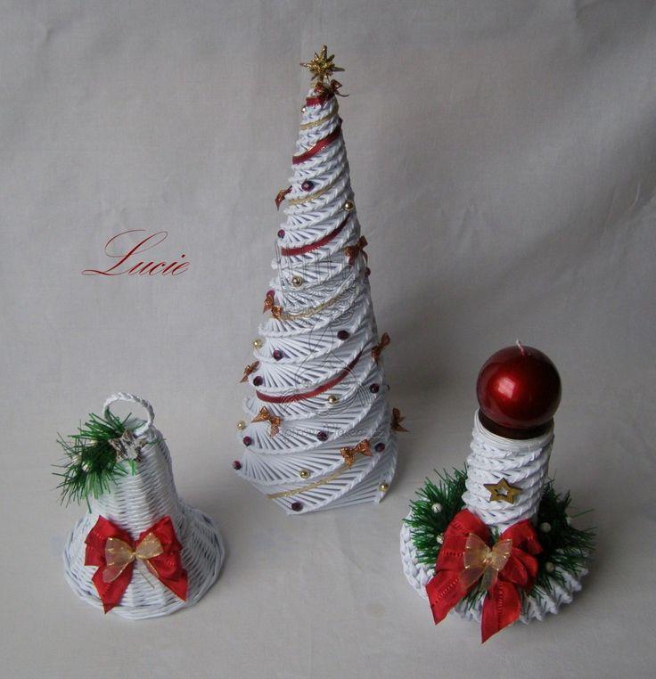 Christmas Paper Crafts Pinterest