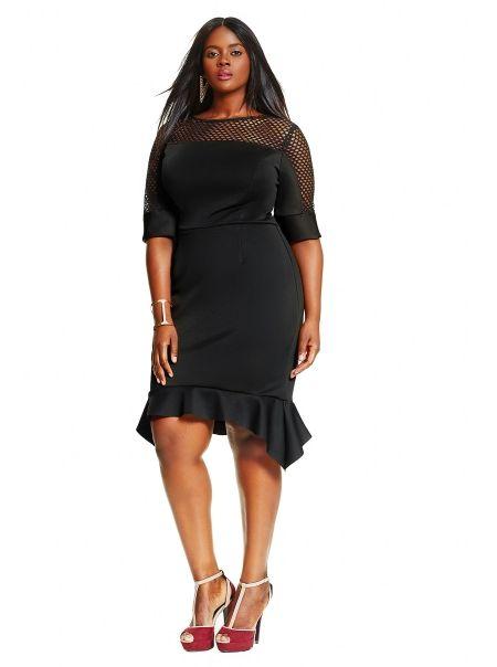 21 best mode femme ronde images on pinterest curvy girl fashion asos curve and graphic patterns. Black Bedroom Furniture Sets. Home Design Ideas