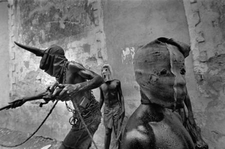Haití - Carnival de Jacmel - MagnumPhotos