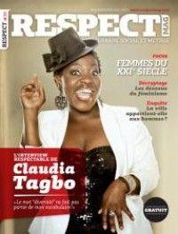 Respect Magazine #37 : Claudia Tagbo
