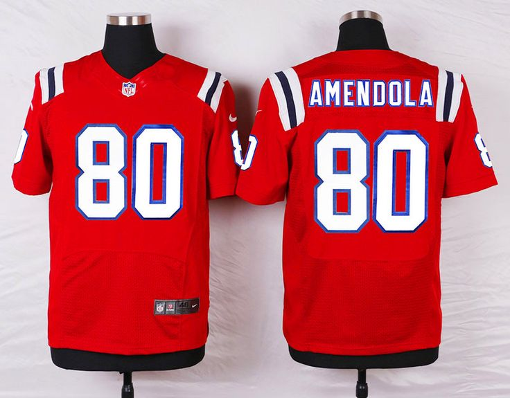 danny amendola jersey red