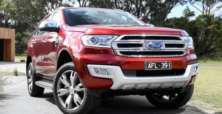 Ford brings new Everest Trend RWD variant to market