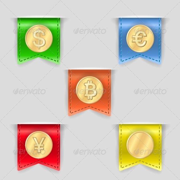 Cash Icon Set