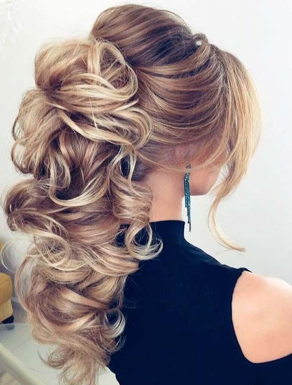 Gorgeous Formal Hairstyles For Office And Party Looks Hair Styles Prom Hairstyles For Long Hair Medium Hair Styles