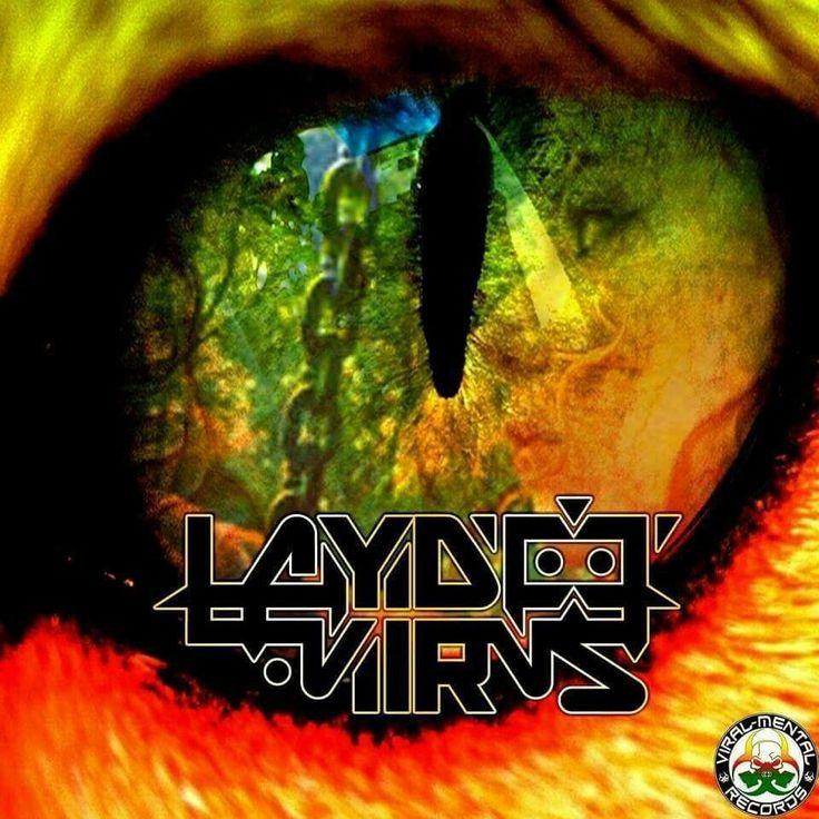 Laydee Virus @ Viral-Mental Records UK ©☣