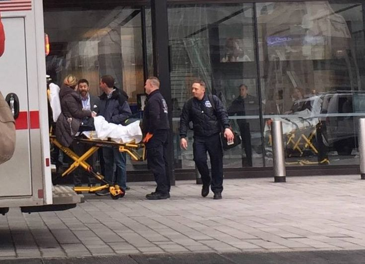 Police search for man after accidental shooting at Hyatt in Loop – WGN-TV