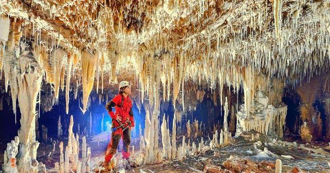 Τα εντυπωσιακά σπήλαια Terra Ronca στη Βραζιλία
