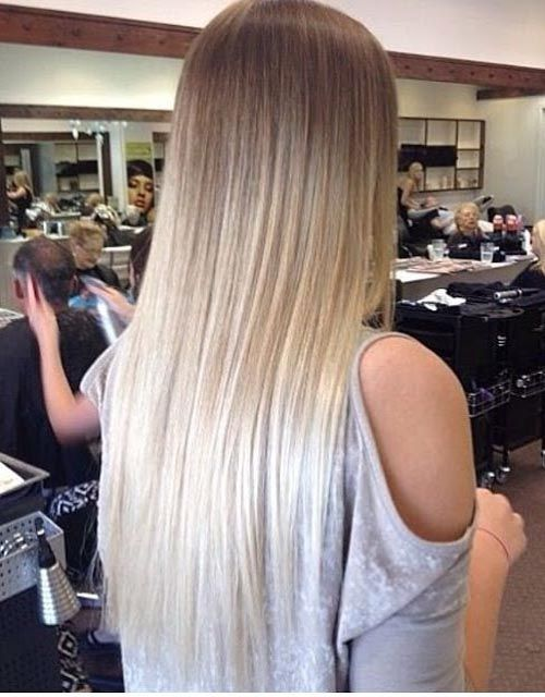 Sensational 1000 Ideas About Blonde Ombre Hair On Pinterest Blonde Ombre Hairstyles For Women Draintrainus