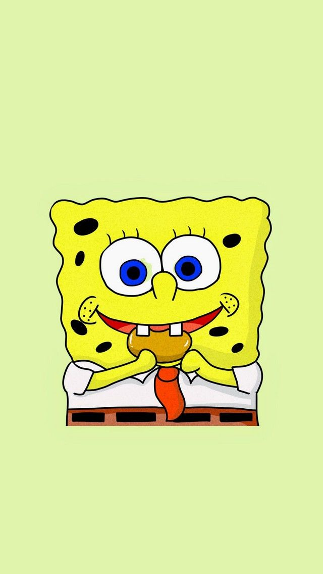 SpongeBob SquarePants. Check out these 9 Chibi Cartoon