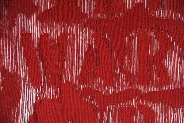 Unn Sonju Rijswijk textiel biennale 2013