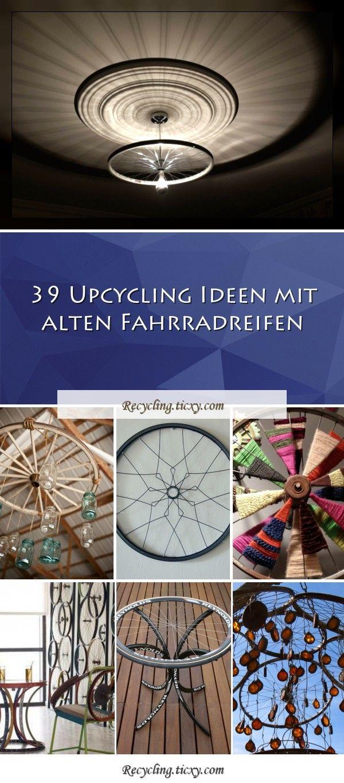 39 Upcycling Ideen Mit Alten Fahrradreifen Upcycling Ideen