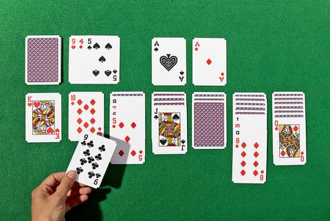 Windows solitaire cards, for realios